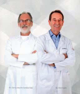 Dr. Carlos e Dr. Nilo