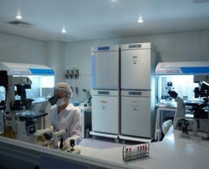 Nilo - Laboratório FIV